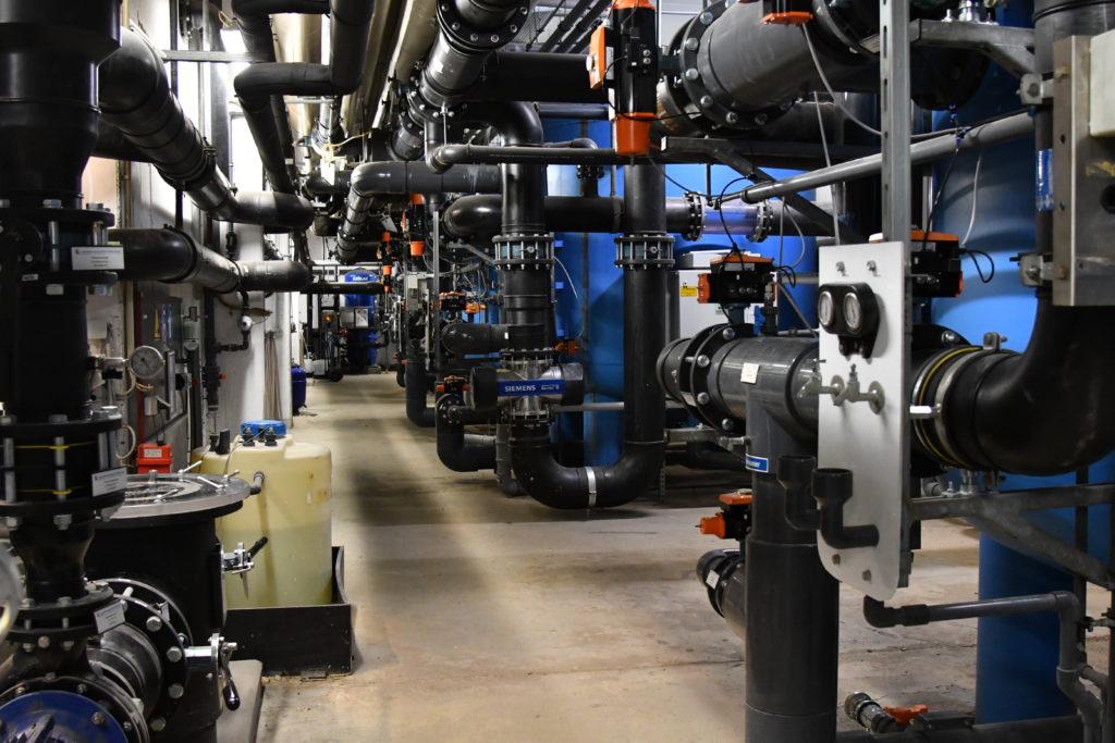Wasseraufbereitungsanlage Ishara Bielefeld